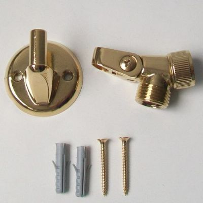 Swivel Connector Hook On Type - Universal (pin type) - Gold